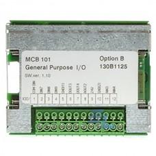 130B1125 Плата VLT входи / виходи I/O MCB101,без покриття/ Danfoss