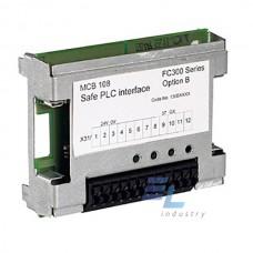 130B1172 Вхідна карта VLT® MCB 114 ,без покриття/ Danfoss