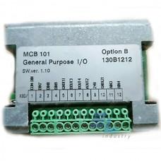 130B1212 MCB 101 - плата розширення входів / виходів загального призначення/ з покриттям /Danfoss