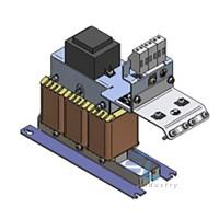 130B2408 Синусоїдальний фільтр 8А  ІР00  0,75-1,5 кВт.