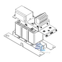 130B2412 Синусоїдальний фільтр  11кВт IP00 24А