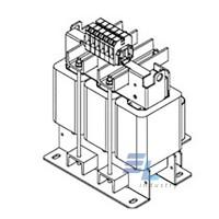 130B3179 Синусоїдальний  фільтр Danfoss  45кВт IP00 115А