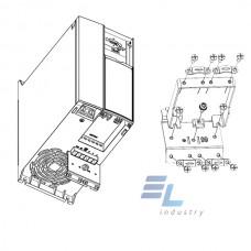 132B0122 Комплект розв'язуючої панелі для корпусів M4 і M5, Danfoss