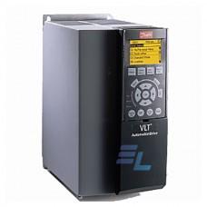 134F5574 Перетворювач частоти Danfoss з гальмівним ключем, IP55/Type 12, 1.1кВт, 3А FC-302P1K1T5Z55H2BGCXXXSXXXXAXBXCXXXXDX