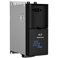 134U3006 Перетворювач частоти Danfoss VLT® Midi Drive  0.37кВт, 1.2А, FC-280PK37T4E20H2BXCXXXSXXXXAX