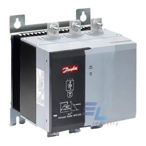 175G5171 Пристрій плавного пуску Danfoss, 45кВт ,85А, IP20, MCD201045T4CV3
