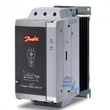 175G5200 Пристрій плавного пуску Danfoss, 18.5кВт ,42А, IP20, MCD201018T6CV1