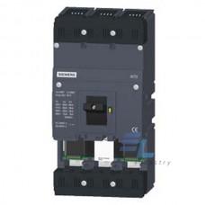 3VT3763-2AA36-0AA0 Комутаційний блок Siemens 3VT3, 3-пол., 415В