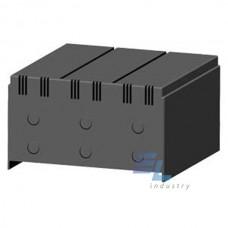 3VT9200-8CB30 Додаткове обладнання Siemens для VT250 клемна кришка, коротка, 3-пол.