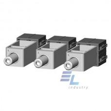 3VT9200-4TC30 Додаткове обладнання Siemens для VT250 рамкові затискачі, 1 набір = 3 шт