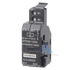 3VT9100-1SE00 Додаткове обладнання Siemens для VT160 незалежний розчіплювач 230, 400В AC/ 220В DC для монтажу у лівий відсік