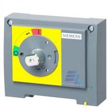 3VT9200-3HB20 Додаткове обладнання Siemens для VT250 передній поворотний ручний механізм, блокується навісним замком, жовта наклейка