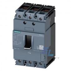 3VA1116-6ED36-0AA0 Вимикач Siemens 3VA1, IEC типорозмір, 160 клас відключаючої здібності