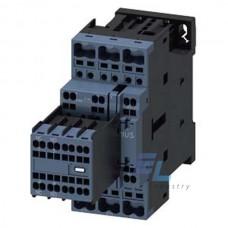 3RT2023-2AG24 Контактор Siemens 3RT, Іном. 9 А, АС 110 В, блок-контакти 2НО/2НЗ