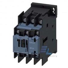3RT2023-4AG60 Контактор Siemens 3RT, Іном. 9 А, АС 100 В, блок-контакти 1НО/1НЗ