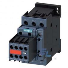 3RT2023-1BB44-3MA0 Контактор Siemens 3RT, Іном. 9 А, DС 24 В, блок-контакти 2НО/2НЗ