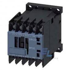 3RT2015-4AG61 Контактор Siemens 3RT, Іном. 7А, АС 100 В, блок-контакти 1НВ