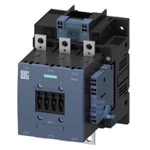 3RT1064-2NF36 Контактор Siemens 3RT, Іном. 225А, АС/DC 96…127 В, додаткові контакти 2НВ/2НЗ