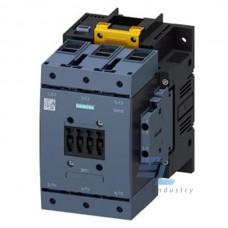 3RT1054-1SP36 Контактор силовий Siemens 3RT, Іном. 115А, допоміжні контакти 2НВ/2НЗ