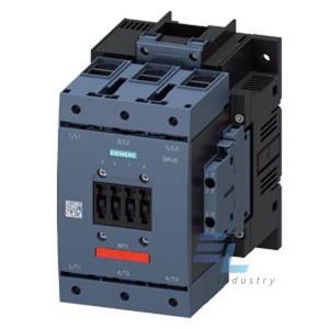 3RT1054-1AP36-3PA0 Контактор силовий Siemens 3RT, АС-3, 115А, 55кВт/400В, допоміжні контакти 2НВ/2НЗ