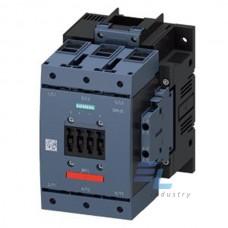3RT1054-1NP36-3PA0 Контактор силовий Siemens 3RT, АС-3, 115А, 55кВт/400В, додаткові контакти 2НВ/2НЗ