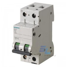 5SL6216-7 Автоматичний вимикач SIEMENS 5SL