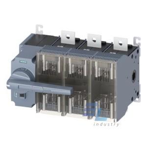 3KF5380-2LF11 Запобіжний вимикач-роз'єднувач Siemens