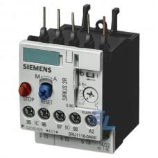 3RU1116-0GB0 Реле перевантаження Siemens SIRIUS