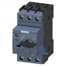 3RV2021-1GA10 Автоматичний вимикач SIEMENS 3RV
