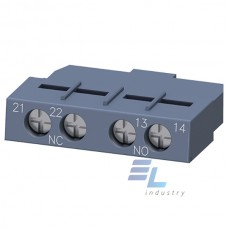 3RV2901-1E Фронтальний блок-контакт Siemens SIRIUS