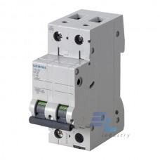5SL6210-7 Вимикач модульний автоматичний Siemens SENTRON