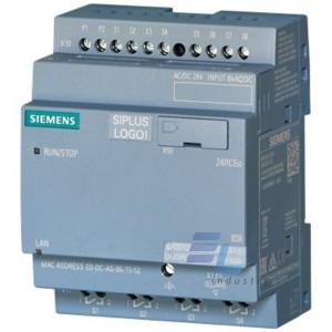 6AG1052-2MD08-7BA0 Логічний модуль SIPLUS LOGO! 12/24RCEO Siemens