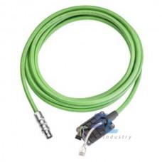 6AV2181-5AF08-0AX0 З'єднувальний кабель для мобільних панелей SIMATIC HMI Siemens