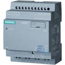 6ED1052-2MD08-0BA0 Логічний модуль LOGO! 12/24RCEO Siemens