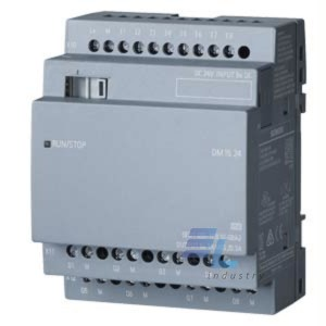 6ED1055-1CB10-0BA2 Модуль розширення LOGO! DM16 24 Siemens