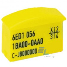 6ED1056-1BA00-0AA0  Модуль пам'яті LOGO! жовтий Siemens