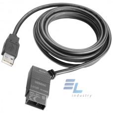 6ED1057-1AA01-0BA0 USB- кабель Siemens LOGO! для ПК