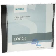 6ED1058-0BA08-0YA1 Програмне забезпечення (ПЗ) Siemens LOGO! Soft Comfort V8