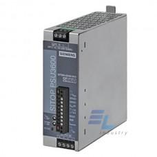 6EP3343-0SA00-0AY0 Cтабілізований блок живлення SITOP PSU3600 Siemens