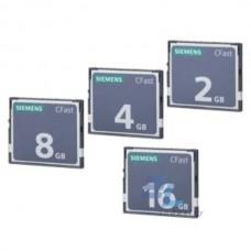 6ES7648-2BF10-0XF0 Карта пам'яті CFAST SIMATIC PC Siemens