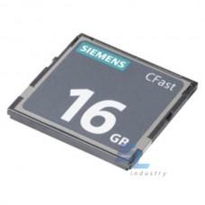 6ES7648-2BF10-0XJ0 Карта пам'яті CFAST SIMATIC PC Siemens