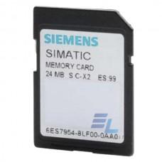 6ES7954-8LF03-0AA0  Карта пам'яті для S7 - 1x00 CPU/Sinamics Siemens
