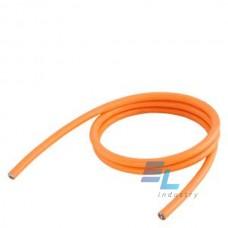 6FX5008-1BB25-1CF0 Силовий кабель Siemens 6FX5008