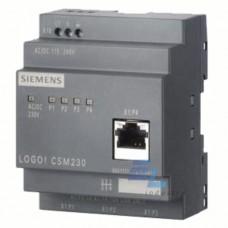 6GK7177-1MA20-0AA0  Компактний комунікаційний модуль LOGO! CSM12/24 Siemens